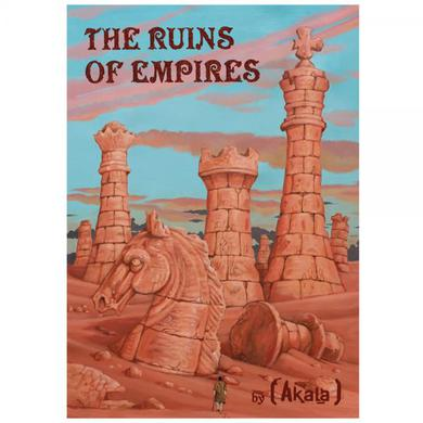 Akala The Ruins Of Empires Poster