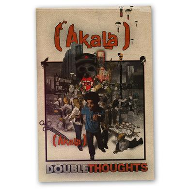 Akala Doublethoughts Book