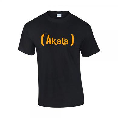 Akala Orange Logo T-Shirt