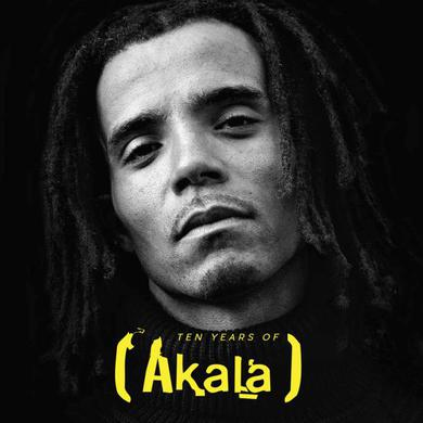 10 Years Of Akala Triple Vinyl Triple Heavyweight LP