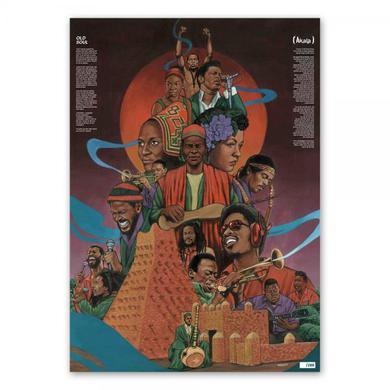 Akala Old Soul Poster