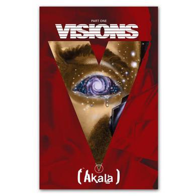 Akala Visions – A Comic Book EP