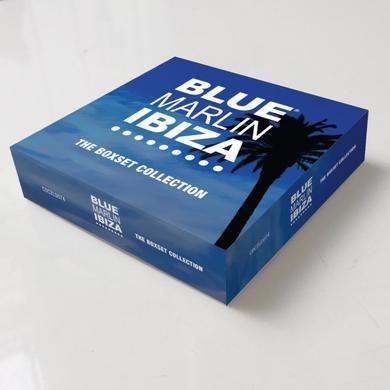 Blue Marlin Ibiza: The Boxset Collection (Limited Edition 12 CD Boxset, Numbered, 24-Page Booklet) Boxset