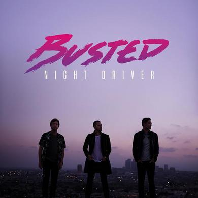 Busted Night Driver CD Album CD