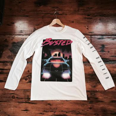 Busted White City Longsleeve