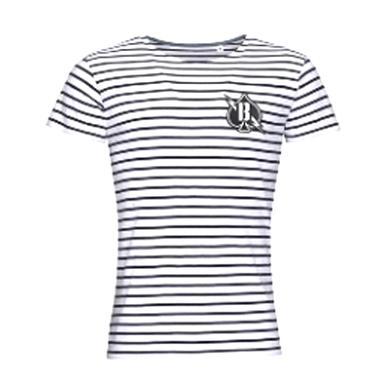 Busted Striped T-Shirt