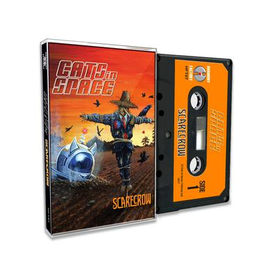 CATS IN SPACE Scarecrow Cassette Cassette
