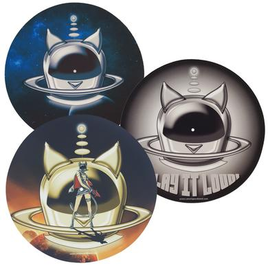 CATS IN SPACE 12-Inch Slipmats