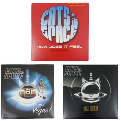CATS IN SPACE 2 Promo CD's Deluxe CD
