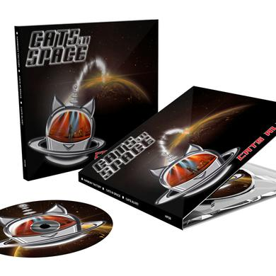CATS IN SPACE Cats Alive! - CD CD