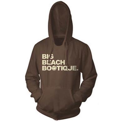 Fatboy Slim Big Beach Bootique Chocolate Hoody