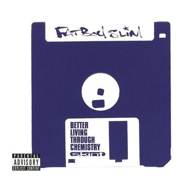 Fatboy Slim Better Living Through Chemistry (20th Anniversary Edition) Double Yellow Vinyl 2LP Double Heavyweight LP