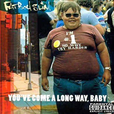 Fatboy Slim You've Come A Long Way Baby CD Album CD