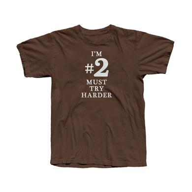 Fatboy Slim #2 Must Try Harder T-Shirt