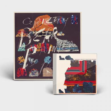 Grizzly Bear Painted Ruins CD Album CD