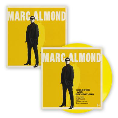 Marc Almond Shadows And Reflections Coloured Vinyl LP (Limited Edition) LP
