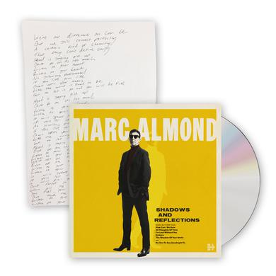 Marc Almond Shadows And Reflections Deluxe CD Album Deluxe CD