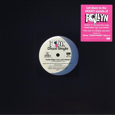 Pollyn The Moodymann Remixes Pink 12 Inch