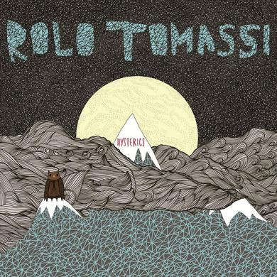Rolo Tomassi Hysterics Colour LP LP (Vinyl)