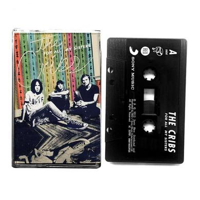 The Cribs For All My Sisters Cassette (Limited Edition, Exclusive) Cassette