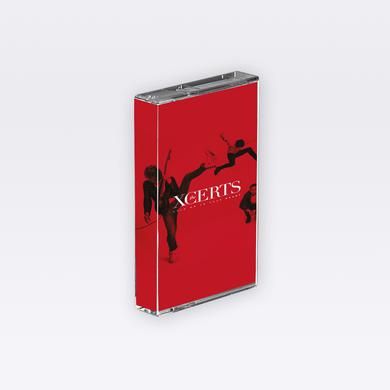 The XCERTS Hold On To Your Heart Cassette Cassette