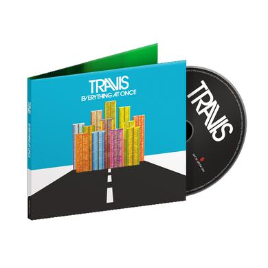 Travis Everything At Once  CD Album CD