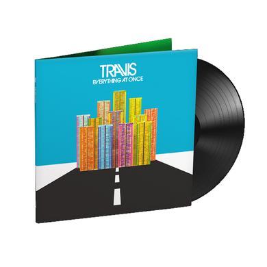Travis Everything At Once   Heavyweight LP Heavyweight LP (Vinyl)