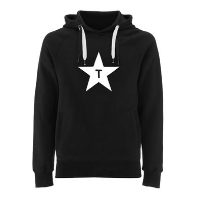 Travis Star Black Hoody