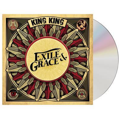 KING KING Exile & Grace CD CD