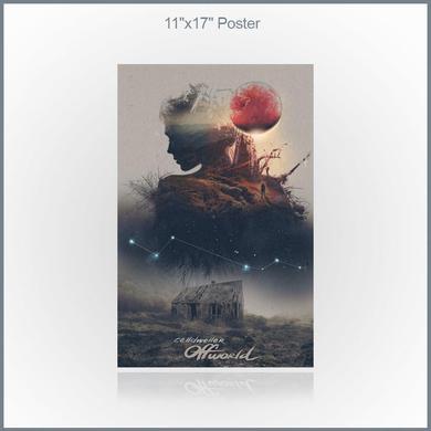 """Celldweller - Offworld 11x17"""" Poster"""