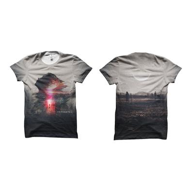 Celldweller - Taygete Cut & Sew All-Over Print T-Shirt