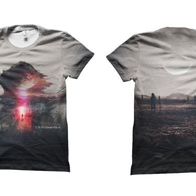 Celldweller - Taygete Cut & Sew All-Over Print T-Shirt