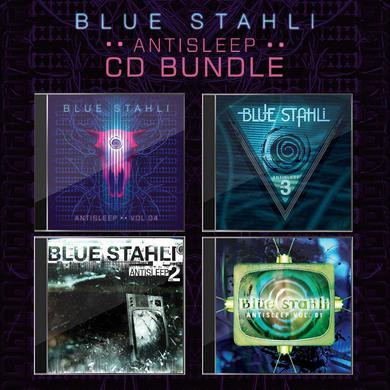 Blue Stahli - [Antisleep CD BUNDLE]