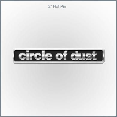 """Circle of Dust - 2"""" Logo Pin"""