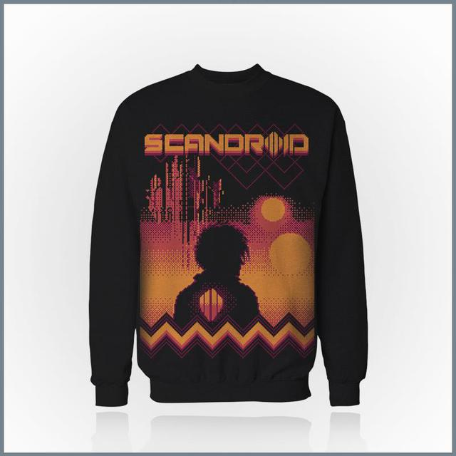 Scandroid - Ugly Holiday Sweater (Exclusive 2018 Limited Edition Design)