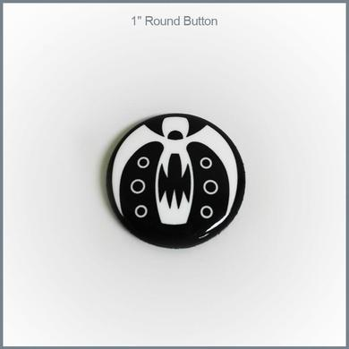 "Circle of Dust - Phoenix Logo 1"" Round Button"