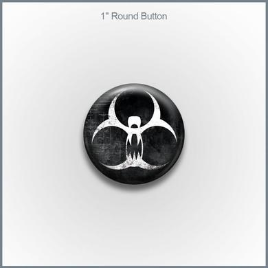 """Circle of Dust - Contagion 1"""" Round Button"""