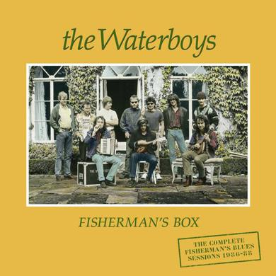 The Waterboys Fisherman's Box 6-Disc Clamshell Boxset