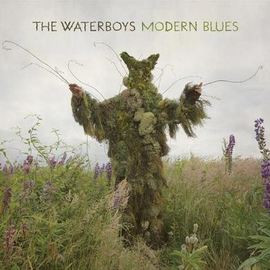 The Waterboys Modern Blues Heavyweight Double Vinyl 2LP Double Heavyweight LP