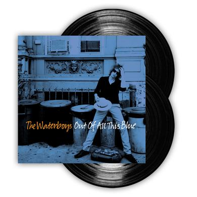 The Waterboys Out Of All This Blue Double Vinyl 2LP Double LP