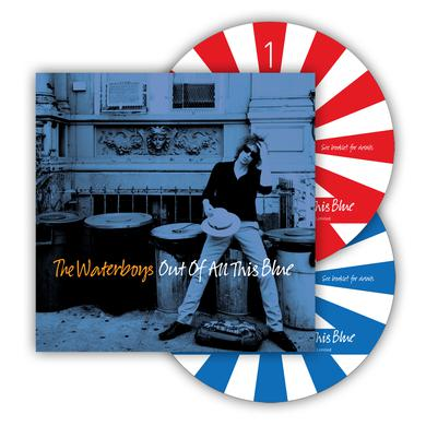 The Waterboys Out Of All This Blue Double 2CD Album Deluxe CD
