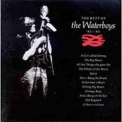 Best Of The Waterboys 1981-1990 CD Album CD