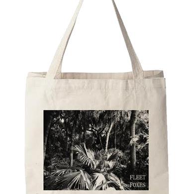 Fleet Foxes Hamaya Palms Tote - Natural