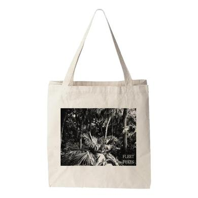 Fleet Foxes Hamaya Palms Tote - Natural