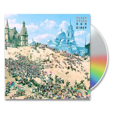 Fleet Foxes Sun Giant CD