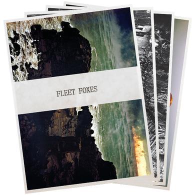Fleet Foxes Limited Edition Postcard Set