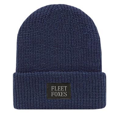 Fleet Foxes Logo Winter Beanie
