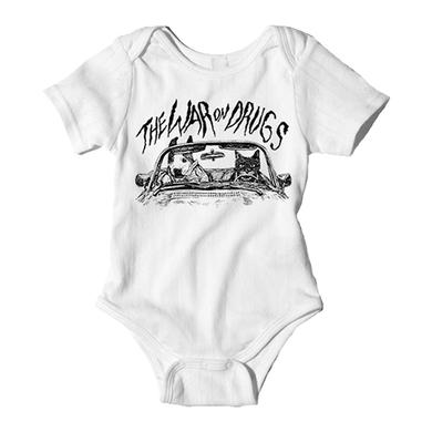 The War On Drugs Front View Onesie