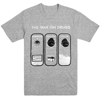 The War On Drugs Guitar Pedals Tee
