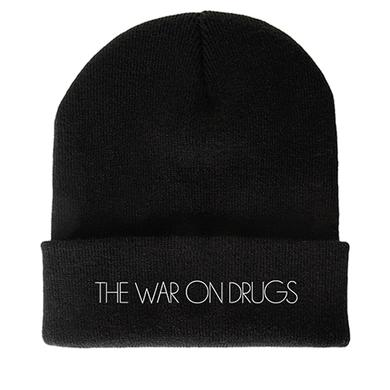 The War On Drugs Logo Beanie